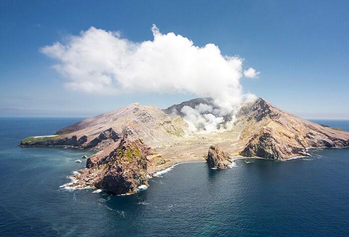 Whakaari (White) Island
